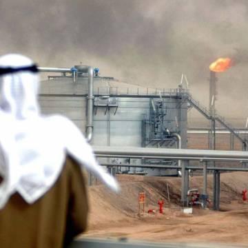 Giá dầu thô toàn cầu đã vượt mốc 70 USD/thùng