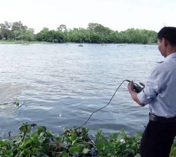 Gần 30.000ha lúa thiệt hại do hạn mặn