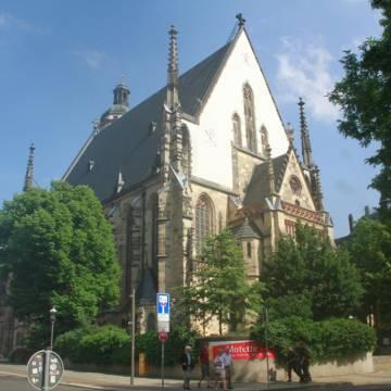Leipzig chọn văn hoá thay công nghiệp