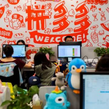 Trung Quốc: Mô hình đặc biệt cho thương mại điện tử
