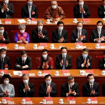 Trung Quốc thông qua dự thảo nghị quyết về luật an ninh Hong Kong