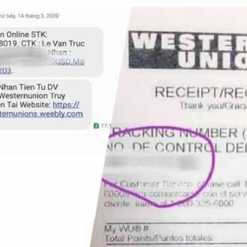 Cảnh báo thủ đoạn lừa đảo nhắm vào người bán hàng online
