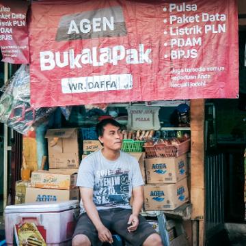 Doanh số bán lẻ của Indonesia trong tháng 7/2020 giảm 12,3%