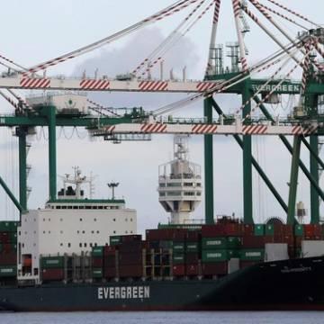 Kim ngạch xuất khẩu của Đài Loan sang Trung Quốc tăng kỷ lục