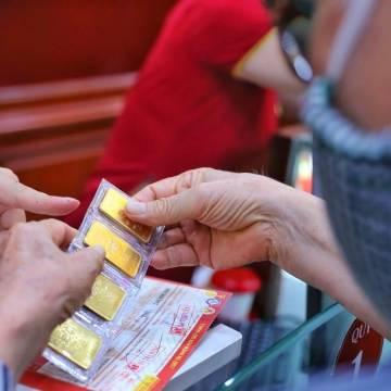 Doanh số mua vàng tại TP.HCM tăng tới 51%