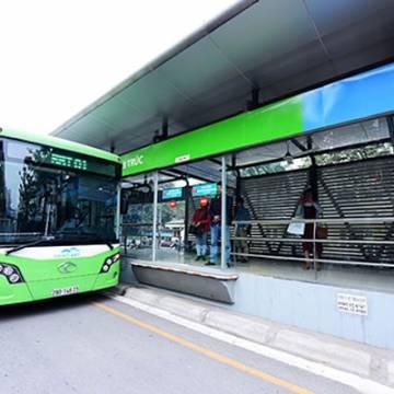 TP.HCM tái khởi động dự án xe buýt nhanh BRT