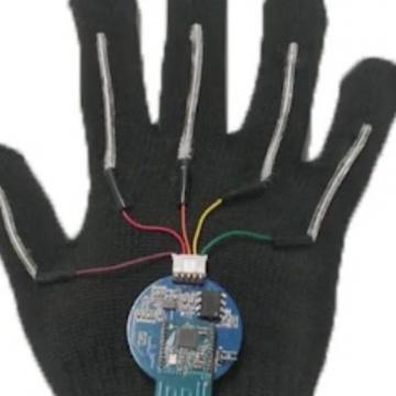 Găng tay công nghệ cao hỗ trợ người khiếm thính