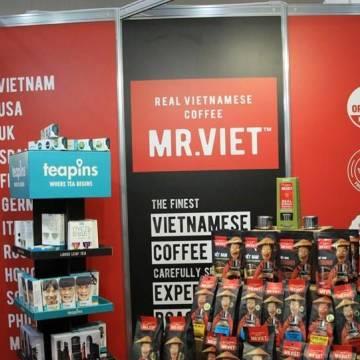 Thương hiệu Việt Nam khẳng định chỗ đứng trên thị trường Nga