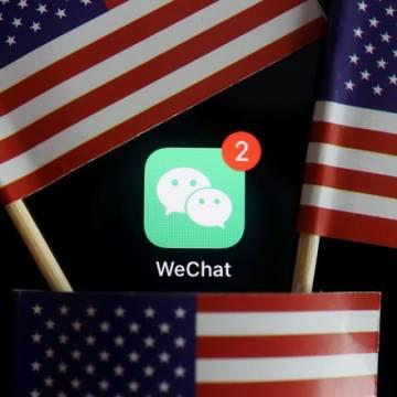 WeChat chưa bị loại khỏi kho ứng dụng của Apple, Google