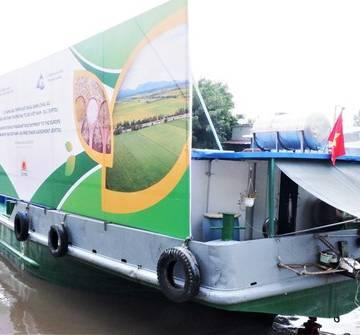 An Giang xuất khẩu lô gạo thơm đầu tiên sang châu Âu theo EVFTA