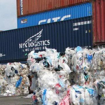 Dứt khoát tái xuất các container 'rác' về nước xuất khẩu