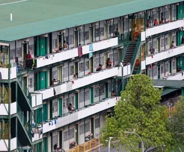 Hơn 300.000 lao động nhập cư ở Singapore lao đao vì Covid-19