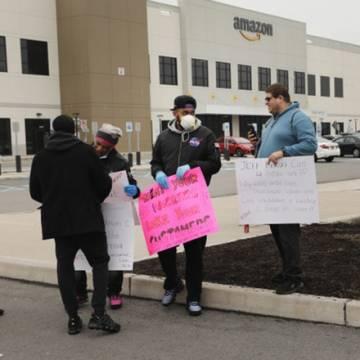 Gần 20.000 nhân viên Amazon nhiễm Covid-19