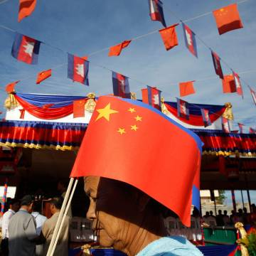 Trung Quốc – Campuchia ký kết hiệp định thương mại tự do
