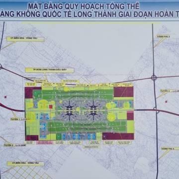 4.800 tỷ xây dựng 2 tuyến đường kết nối sân bay Long Thành