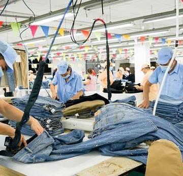 Phụ thuộc vào nguyên liệu Trung Quốc dệt may Việt khó vào EU