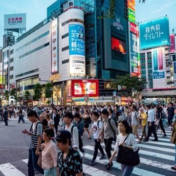 Tokyo sẽ giành được 'vương miện tài chính' của Hong Kong?