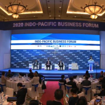 Diễn đàn Thương mại Ấn Độ Dương – Thái Bình Dương khai mạc tại Hà Nội