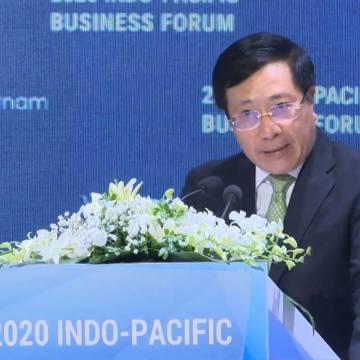 Nâng cấp tầm nhìn chiến lược Indo-Pacific