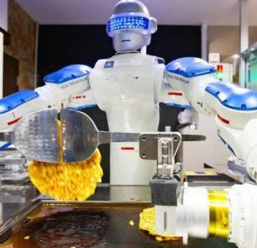 Robot sẽ khiến 85 triệu người mất việc