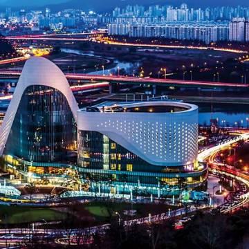 Tiến trình hình thành thành phố sáng tạo
