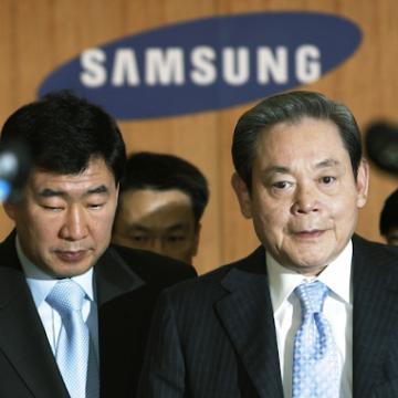 Lee Kun-hee – người đưa Samsung thành nhà sản xuất smartphone lớn nhất thế giới