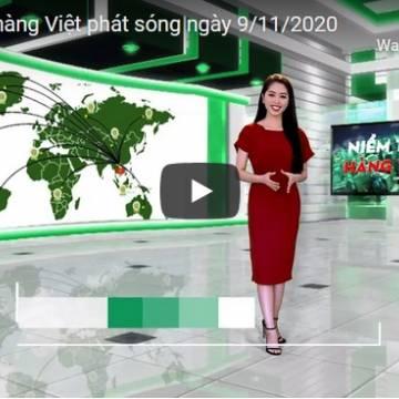 Niềm tin hàng Việt phát sóng ngày 9/11/2020