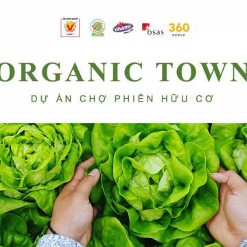 Ngày 21/11 khai trương 'Organic Town – GIS Market' tại TP.HCM