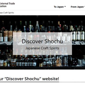 Nhật Bản thúc đẩy xuất khẩu rượu shochu