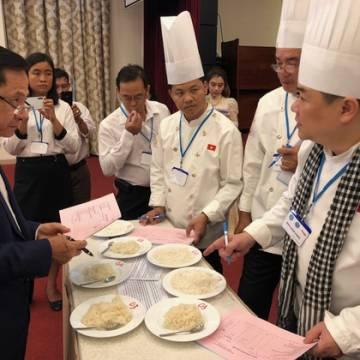 Gạo ST25 đoạt giải nhất 'Gạo ngon Việt Nam' năm 2020