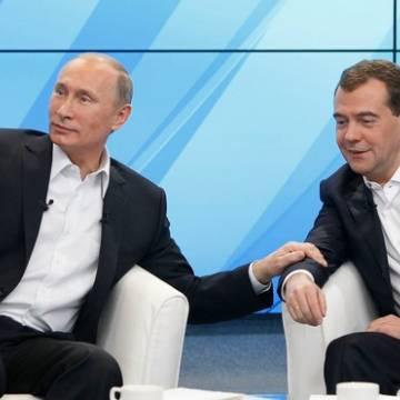 Ông Putin có thể được miễn truy tố trọn đời