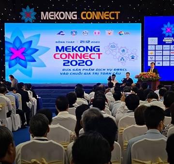 Lời tri ân đến các nhà tài trợ Mekong Connect 2020