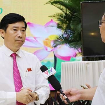 Chủ tịch Đồng Tháp: Mekong Connect 2020 – liên kết làm nên thịnh vượng