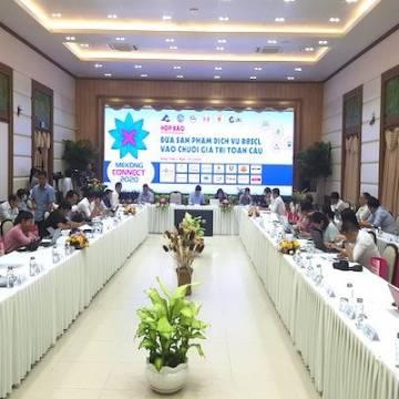 Mekong Connect 2020: 'Đồng bằng' trước những thách thức cũ và mới