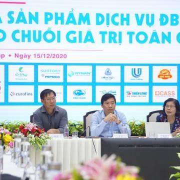 Mekong Connect 2020: 'ĐBSCL đang tụt hậu, đó là vấn đề đáng suy ngẫm'