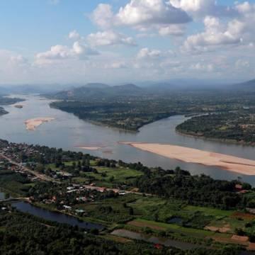 3 quốc gia 'bắt tay' kiểm toán quản lý nguồn nước sông Mekong