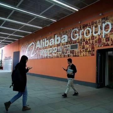 Cổ phiếu Alibaba vẫn tăng giá sau án phạt kỷ lục