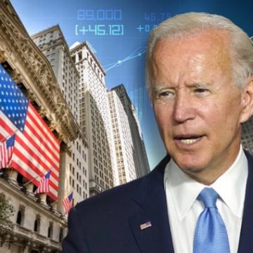 Chứng khoán Mỹ lập đỉnh lịch sử ngày ông Biden nhậm chức