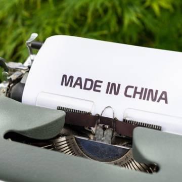 Mỹ từ chối yêu cầu của Hong Kong về hàng dán nhãn 'Made in China'