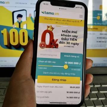 Doanh nghiệp ngoại thuê người Việt đứng tên hoạt động 'vay qua app'