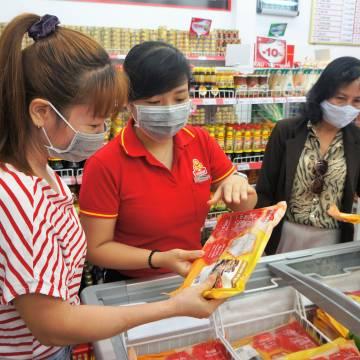 Khai trương Cửa hàng thực phẩm mới của VISSAN tại Gò Vấp