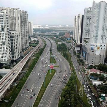 Thu hồi thêm đất 2 bên công trình hạ tầng để tái định cư và bán đấu giá