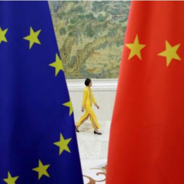 Trung Quốc vượt Mỹ, trở thành đối tác thương mại lớn nhất của EU