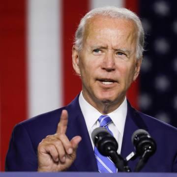 Ông Biden tiếp tục 'chĩa mũi nhọn' vào Trung Quốc và Nga