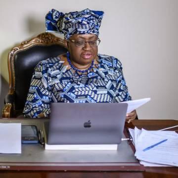 WTO có nữ tổng giám đốc đầu tiên