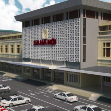 TCT Đường sắt Việt Nam muốn nâng cấp các nhà ga thành khu vui chơi, siêu thị…