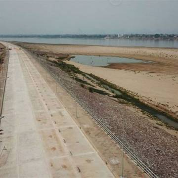 Thái Lan cảnh báo mực nước sông Mekong thấp trầm trọng