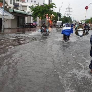 TP.HCM: Mức giá dịch vụ thoát nước sẽ tăng