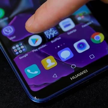 Huawei rơi khỏi Top 5 nhà sản xuất smartphone hàng đầu