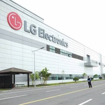 Nhà máy của LG tại Hải Phòng chuyển sang làm đồ gia dụng